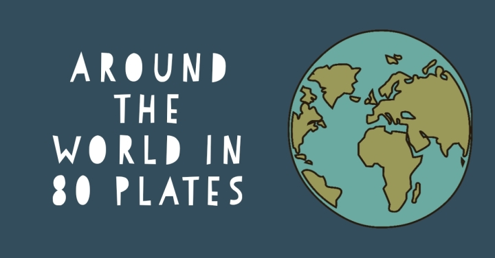 Around the world in 80 plates