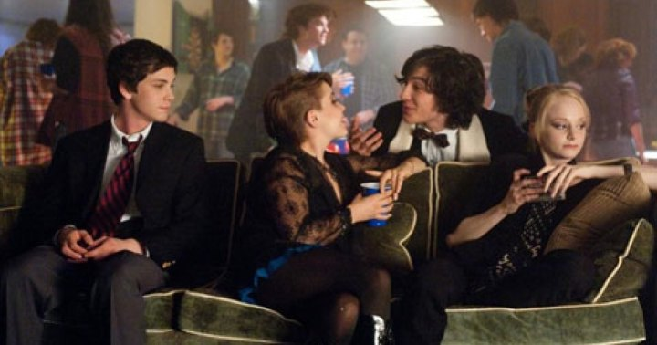 Sunday recommendation: The Perks of being a Wallflower